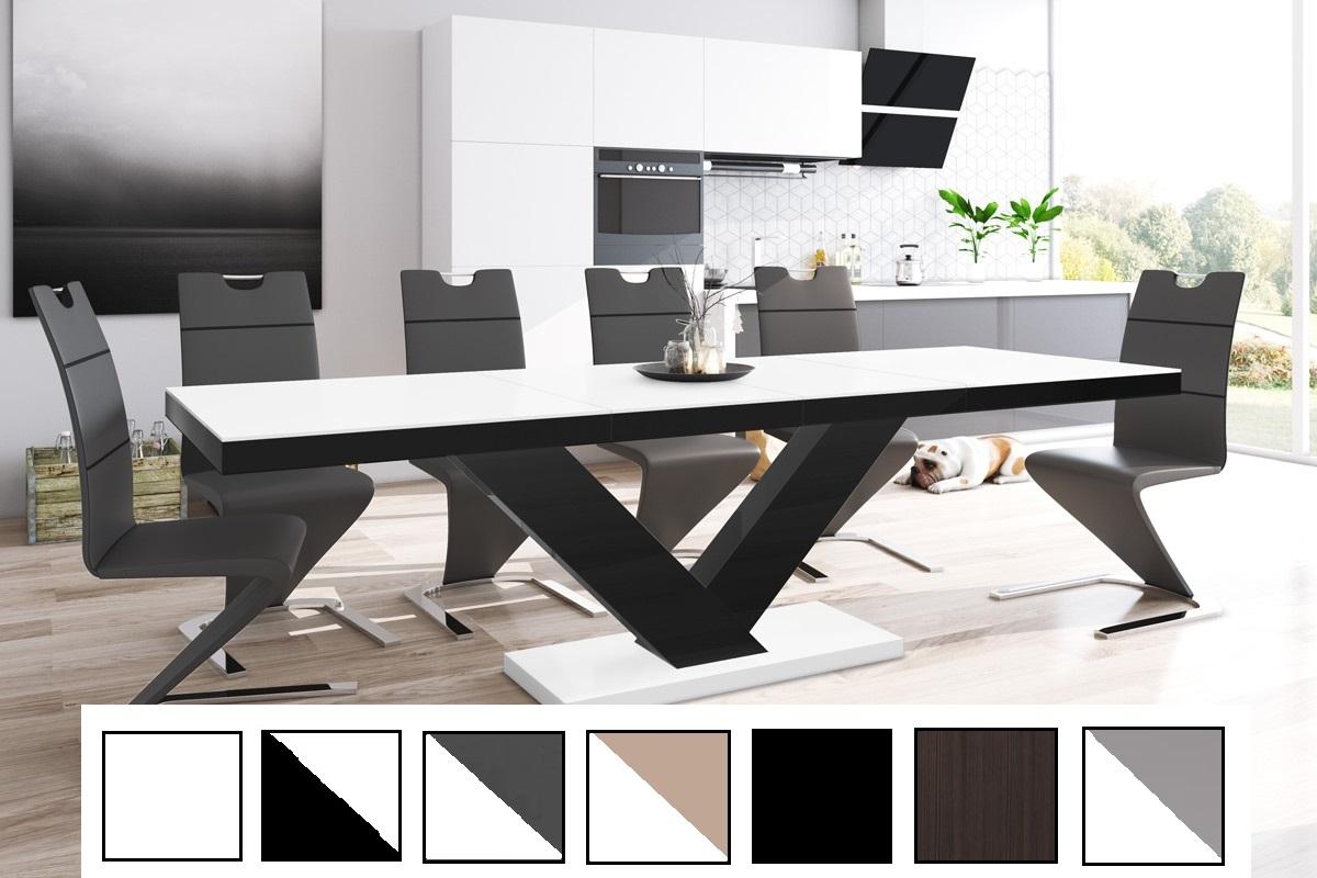 Full Size of Design Esstisch Tisch He 999 Wei Matt Schwarz Hochglanz Kleine Esstische Rund Massiv Runde Ausziehbar Holz Designer Massivholz Moderne Esstische Esstische