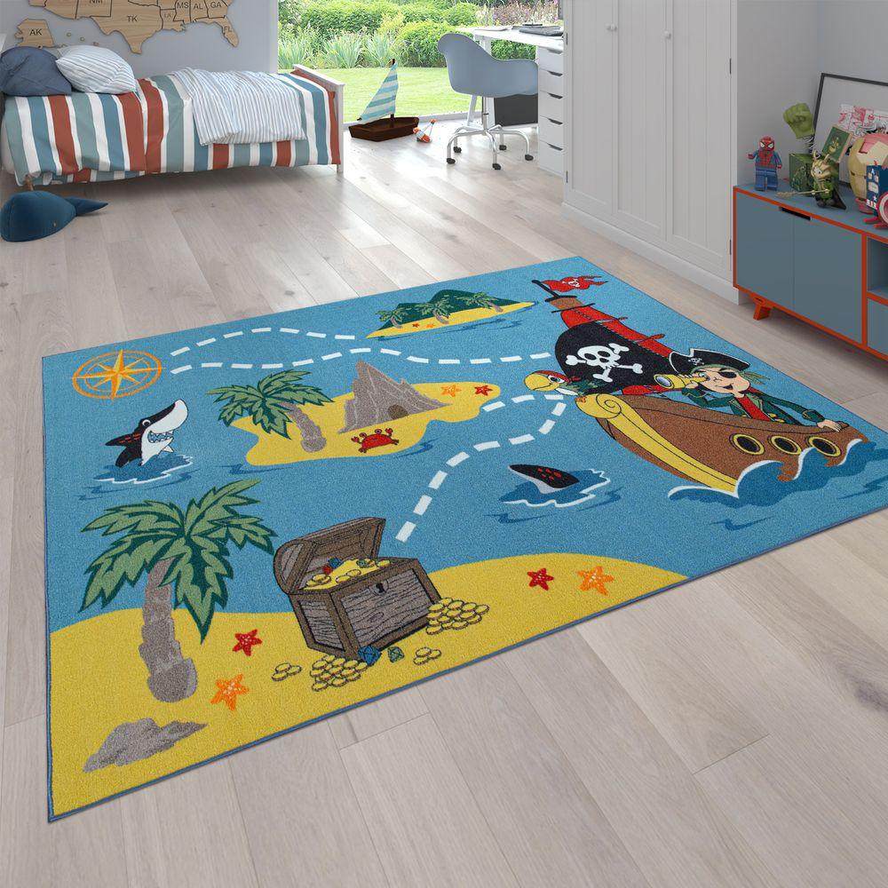 Full Size of Spielteppich Kinderzimmer Piraten Motiv Teppichcenter24 Regale Sofa Regal Weiß Kinderzimmer Piraten Kinderzimmer