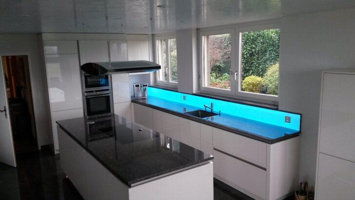 Medium Size of Küchenwand Kchenwand Led Rgb Fr Tolle Akzente In Der Kche Wohnzimmer Küchenwand