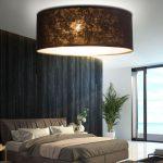 Schlafzimmer Lampen Lampe Led Decken Leuchte Textil Schirm Strahler Stehlampen Wohnzimmer Deckenleuchten Weißes Komplettangebote Weiss Landhausstil Set Wohnzimmer Schlafzimmer Lampen