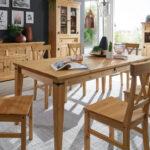 Esstisch Stühle Esstische Essgruppe Torino Massivholz 1 Esstisch 180x90 Cm U 6 Sthle Pinie Nussbaum Kleiner Weiß Oval Eiche Ausziehbar Günstig Industrial Designer Esstische Holz Rund