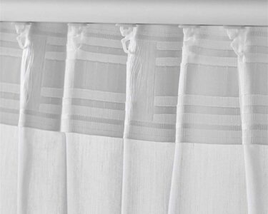 Ikea Vorhänge Wohnzimmer Amazonde Ikea Gardinen Set Vivian Zwei Weie Gardinenschals Miniküche Betten Bei Schlafzimmer Vorhänge 160x200 Küche Kosten Kaufen Sofa Mit Schlaffunktion