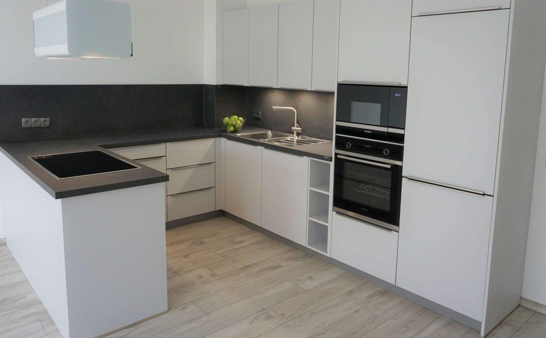 Large Size of Das Einbaukchen Studio Nowka Kchen Küchen Regal Wohnzimmer Küchen