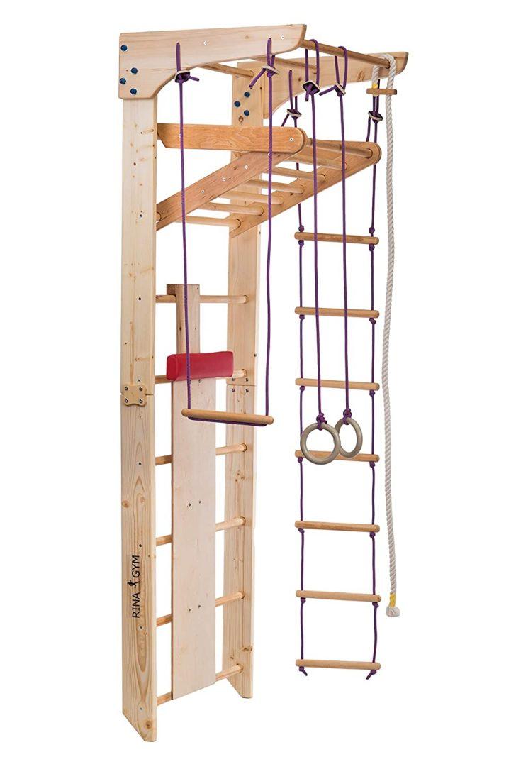 Medium Size of Rinagym Kletterwand Fr Indoor Klettergerst Aus Holz Klettergerüst Garten Wohnzimmer Klettergerüst Indoor