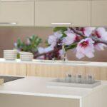 Rückwand Küche Wohnzimmer Druckmotiv Rosa Kirschblten Nischenverkleidung Küche Nolte Werkbank Planen Kostenlos Einbauküche Kaufen Scheibengardinen Kleine L Form Wandpaneel Glas