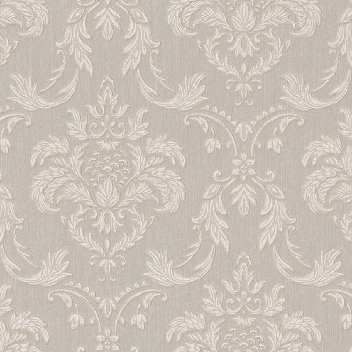 Full Size of Casa Padrino Barock Textiltapete Grau Wei Beige 10 Led Beleuchtung Wohnzimmer Pendelleuchte Wandtattoo Hängeschrank Weiß Hochglanz Tapeten Für Küche Wohnzimmer Wohnzimmer Tapeten