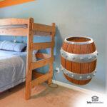 Piraten Kinderzimmer Kinderzimmer Piraten Kinderzimmer Wandtattoo Barrel Regale Sofa Regal Weiß