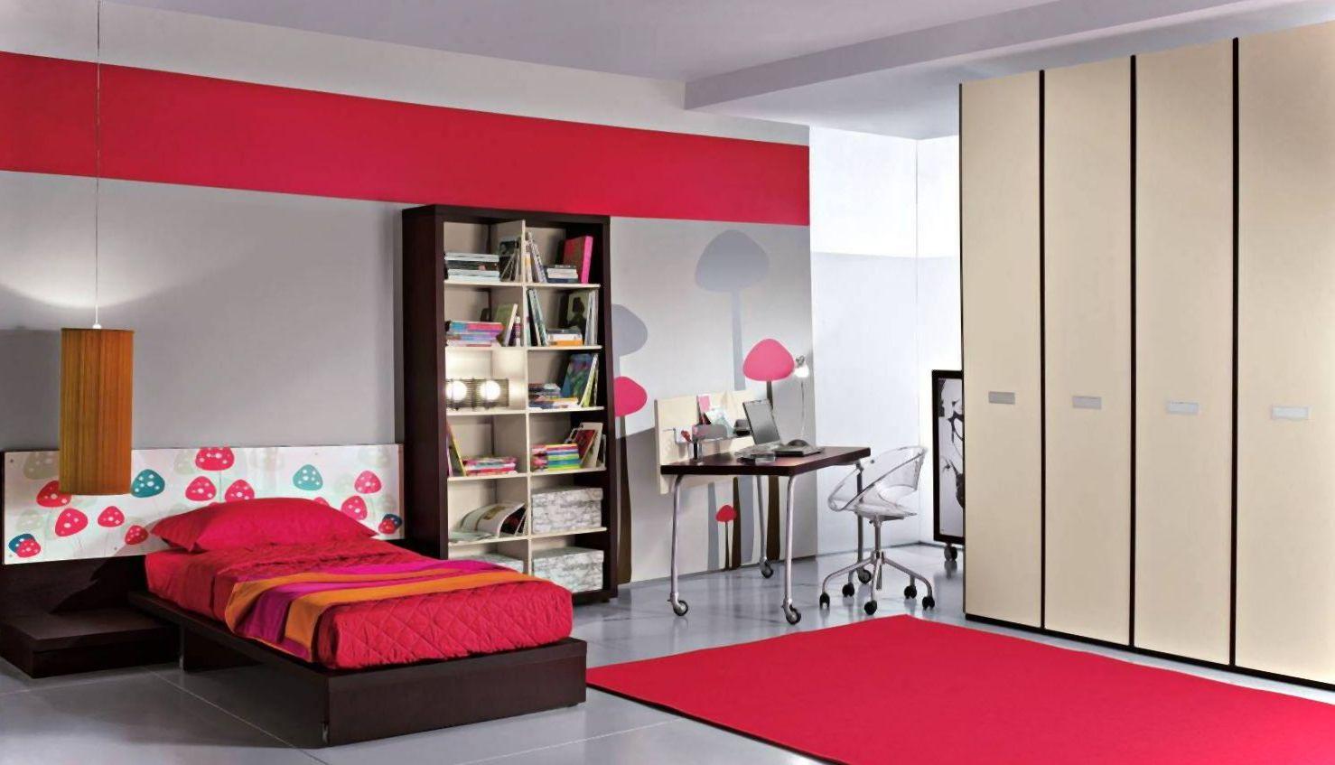 Full Size of Rosa Und Graues Teenager Schlafzimmer And Also Schiebeschrank Küche Ikea Kosten Betten Bei 160x200 Modulküche Kaufen Miniküche Sofa Mit Schlaffunktion Wohnzimmer Schrankbett Ikea