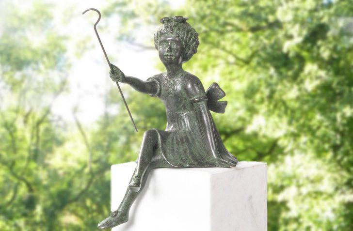 Bronze Skulptur Hg Haus Und Garten Galerie Liegestuhl Brunnen Im Heizstrahler Spielhaus Kunststoff Wasserbrunnen Kinderspielturm Feuerstelle Holztisch Lounge Wohnzimmer Skulptur Garten