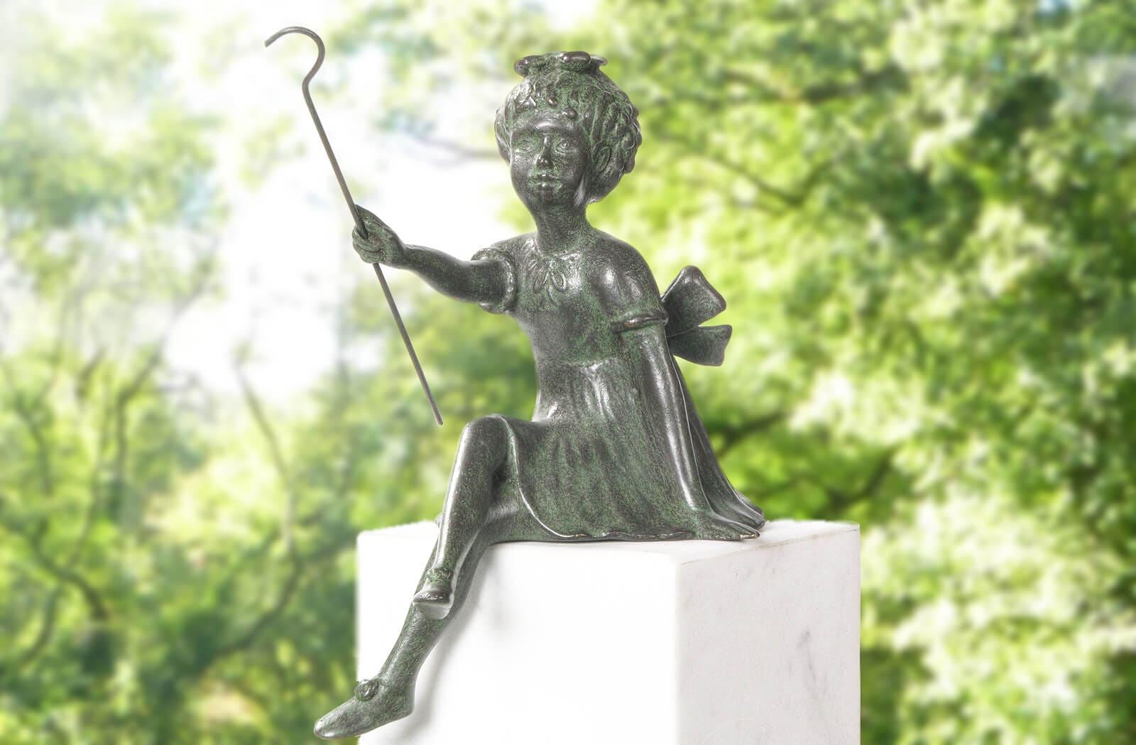 Full Size of Bronze Skulptur Hg Haus Und Garten Galerie Liegestuhl Brunnen Im Heizstrahler Spielhaus Kunststoff Wasserbrunnen Kinderspielturm Feuerstelle Holztisch Lounge Wohnzimmer Skulptur Garten