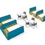 Allsteel Take 5 Chairs Wohnzimmer Sonnenliege Lidl
