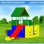 Quadro Klettergerüst Wohnzimmer Quadro Klettergerüst Spielhaus Klettergerst Kletterturm Spielturm Amazonde Garten