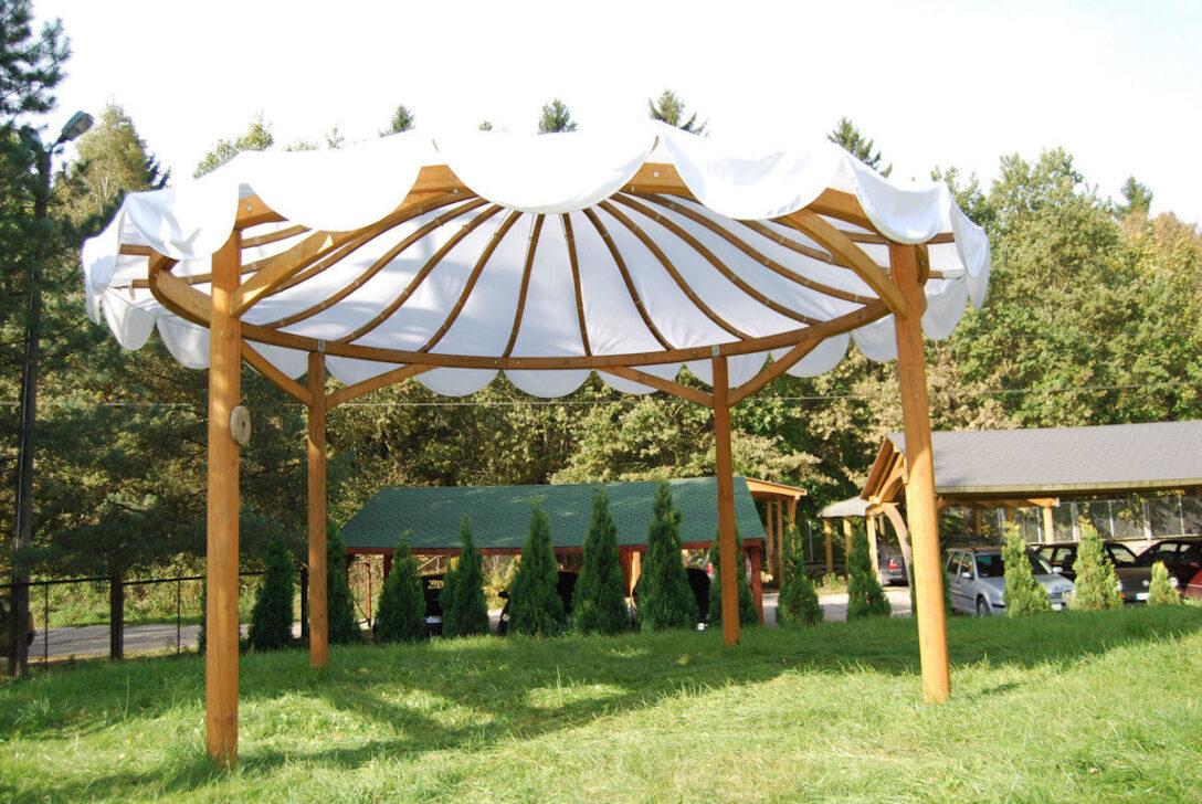 Large Size of Pergola Holz Selbsttragende Valencia Ecocurves Holztisch Garten Holzhaus Modulküche Schlafzimmer Komplett Massivholz Vollholzküche Regale Spielhaus Altholz Wohnzimmer Pergola Holz