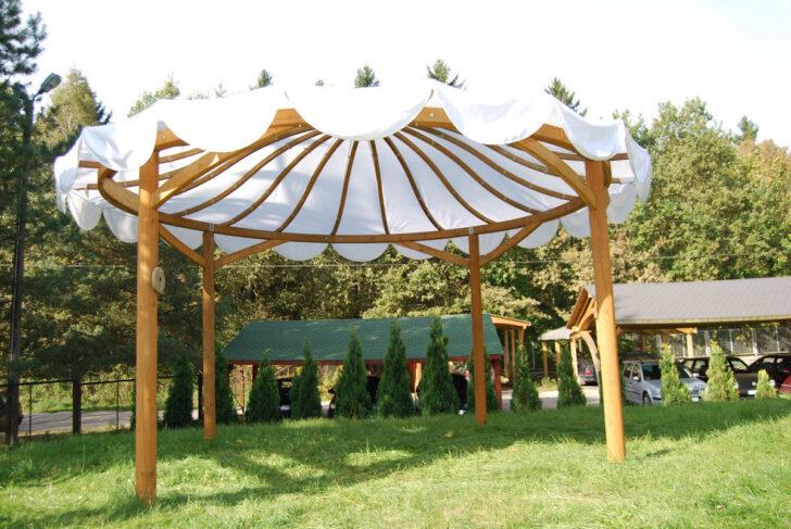Medium Size of Pergola Holz Selbsttragende Valencia Ecocurves Holztisch Garten Holzhaus Modulküche Schlafzimmer Komplett Massivholz Vollholzküche Regale Spielhaus Altholz Wohnzimmer Pergola Holz
