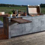 Luxus Outdoorkchen Individuelle Wand Und Inselkchen Küche Planen Kostenlos Vollholzküche Kaufen Tipps Einbauküche Günstig Einrichten Stehhilfe Schwingtür Wohnzimmer Outdoor Küche