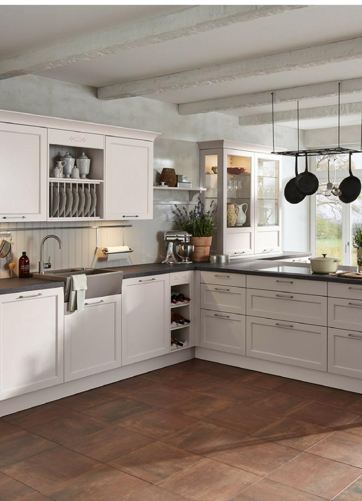 Medium Size of Küchen Ideen Skandinavische Landhauskche Wohnzimmer Tapeten Regal Bad Renovieren Wohnzimmer Küchen Ideen
