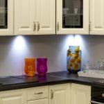 Beleuchtung Küche Wohnzimmer Küche Mit Elektrogeräten Unterschränke Kleine Einbauküche Eiche Regal Pantryküche Kühlschrank Modern Weiss Schneidemaschine Betonoptik Pendelleuchte