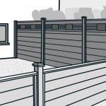 Hornbach Sichtschutz Wohnzimmer Hornbach Sichtschutz Bauen Mit Zaunsystem Anleitung Von Fenster Garten Wpc Sichtschutzfolie Einseitig Durchsichtig Im Sichtschutzfolien Für Holz