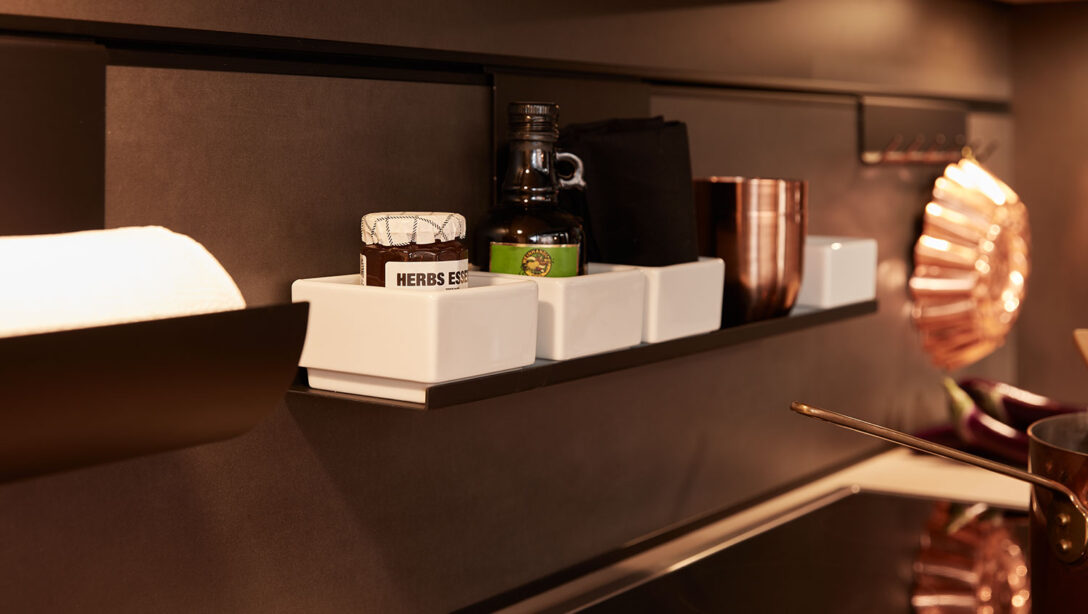 Large Size of Küchenwand Funktionales Highlight Kchenwand Mit Panel Systemen Wohnzimmer Küchenwand