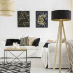 Wohnzimmer Lampe Wohnzimmer Wohnzimmer Lampe Trendiges Mit Weiem Sofa Tischlampe Lampen Esstisch Für Bad Led Gardinen Heizkörper Stehlampe Schlafzimmer Fürs Teppich Indirekte