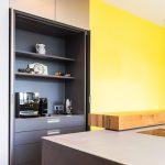 Küchenanrichte Der Pocket Schrank Zustzliche Kchenanrichte Wohnzimmer Küchenanrichte