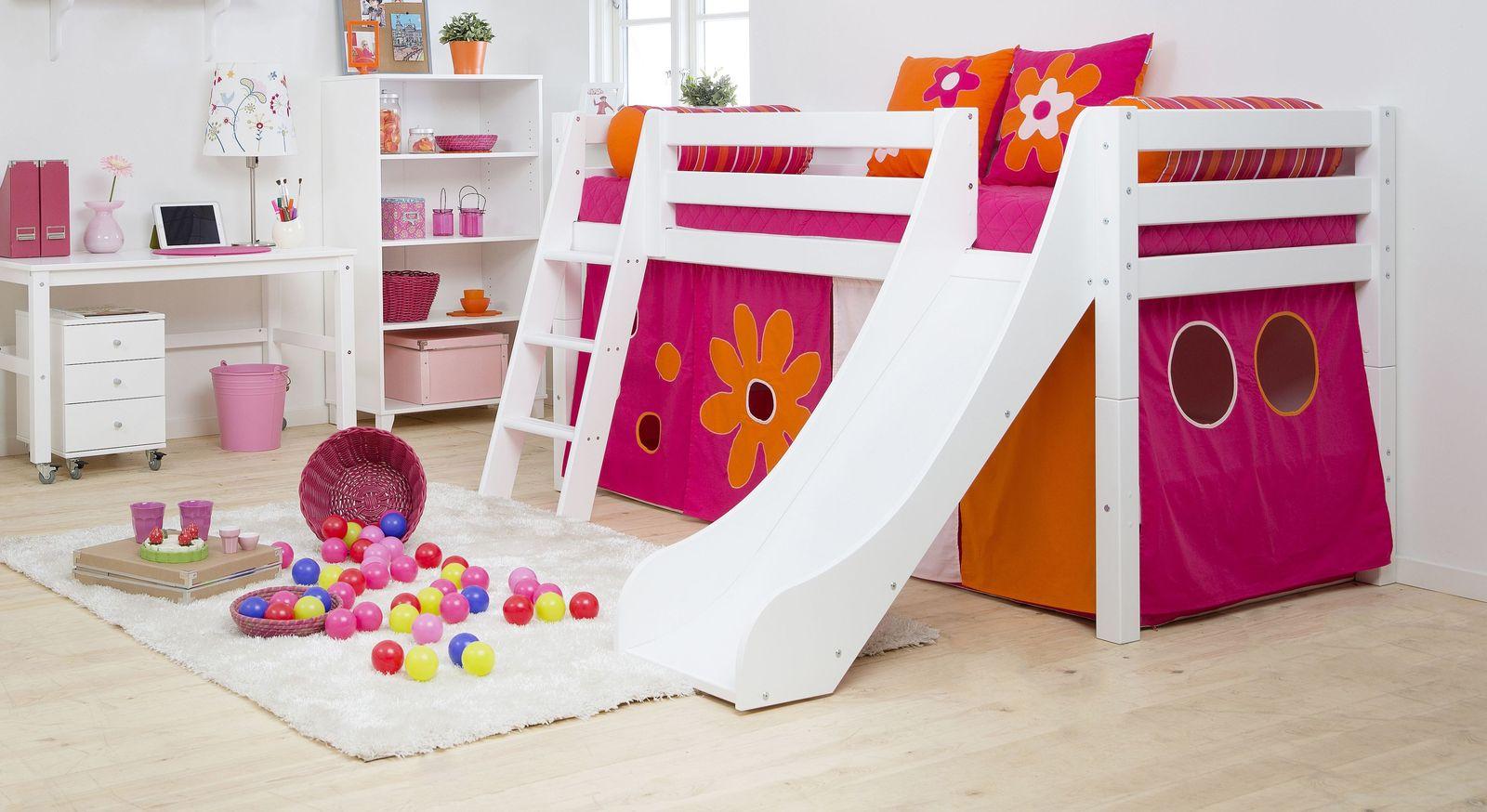 Full Size of Kinderbett Mädchen Hochbett Mit Rutsche Fr Mdchen Kaufen Kids Royality Bett Betten Wohnzimmer Kinderbett Mädchen