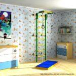 Klettergerüst Kinderzimmer Kinderzimmer Indoor Klettergerst Fr Sprossenwand Kletterwand Kinderzimmer Regal Sofa Klettergerüst Garten Regale Weiß
