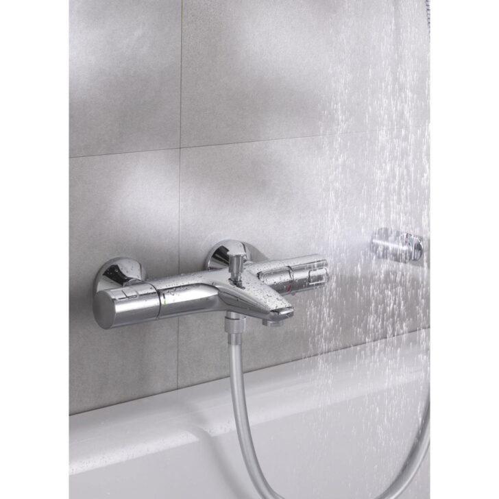 Medium Size of Einhebelmischer Dusche Grohe Thermostat 80x80 Kleine Bäder Mit Unterputz Begehbare Nischentür Bluetooth Lautsprecher Antirutschmatte Bodengleiche Einbauen Dusche Grohe Thermostat Dusche