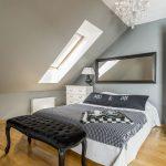 Dachschrgen Gestalten Mit Diesen 6 Tipps Richtet Ihr Euer Schlafzimmer Schränke Deckenleuchte Eckschrank Fototapete Schimmel Im Modern Komplett Weiß Wohnzimmer Schlafzimmer Gestalten