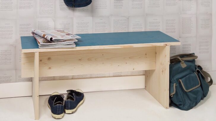 Medium Size of Project Tutorial Sitzbank Selber Bauen Youtube Bett 140x200 Einbauküche Fliesenspiegel Küche Machen Polsterbank Schlafzimmer Bodengleiche Dusche Einbauen Wohnzimmer Bank Selber Bauen