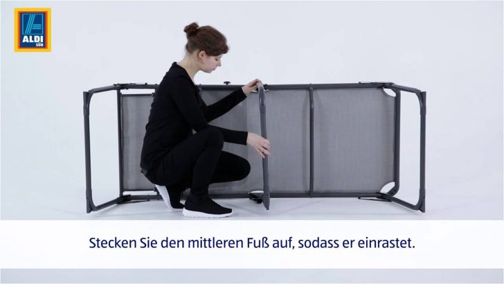 Medium Size of Xxl Komfort Sonnenliege Youtube Relaxsessel Garten Aldi Wohnzimmer Aldi Gartenliege