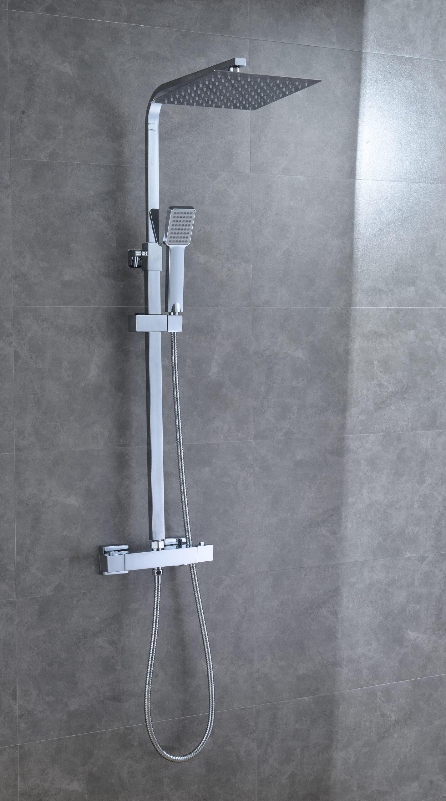 Full Size of Thermostat Dusche Bodengleiche Einbauen Siphon Badewanne Mit Tür Und Behindertengerechte Nachträglich Fliesen Koralle Hüppe Duschen Begehbare Rainshower Dusche Thermostat Dusche
