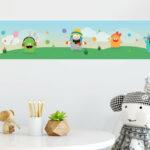 Bordren Mehr Als 10000 Angebote Kinderzimmer Regal Regale Weiß Sofa Kinderzimmer Bordüren Kinderzimmer