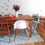 Kinderfreundliche Kchen Umgestaltung Littleyears Lampe Esstisch Wildeiche Kleiner Klein Weiß Shabby Teppich Für Küche 80x80 Skandinavisch Sheesham Kaufen Esstische Esstisch Teppich
