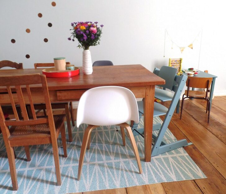 Medium Size of Kinderfreundliche Kchen Umgestaltung Littleyears Lampe Esstisch Wildeiche Kleiner Klein Weiß Shabby Teppich Für Küche 80x80 Skandinavisch Sheesham Kaufen Esstische Esstisch Teppich