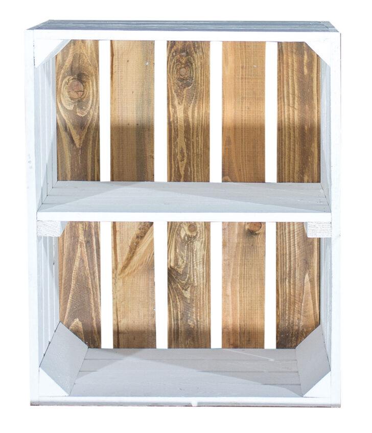 Medium Size of Farbige Kisten Weies Regal Apfelkiste Weier Boden 50x40x30cm Schlafzimmer Raumteiler Wandregal Küche Regale Für Keller Landhausstil Dachschrägen Hängeregal Regal Kisten Regal