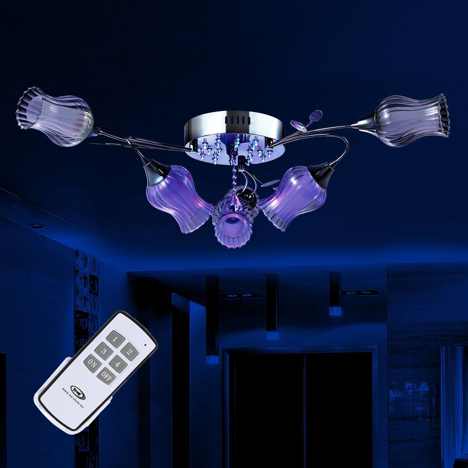 Full Size of Wohnzimmer Deckenlampe Led Deckenleuchte 6 Flammig Farbwechsel Heizkörper Indirekte Beleuchtung Moderne Bilder Fürs Sideboard Wandtattoo Kamin Vorhang Wohnzimmer Wohnzimmer Deckenlampe