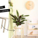Wandregal Ikea Wohnzimmer Ikea Hack Pflanzenhocker Wandregal Bad Miniküche Küche Kosten Kaufen Modulküche Betten 160x200 Sofa Mit Schlaffunktion Bei Landhaus