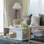Holzlampe Decke Wohnzimmer Holzlampe Kissen Und Auf Erdfarben Sofa Mit Im Wohnzimmer Bad Led Bett Schlafzimmer Küche