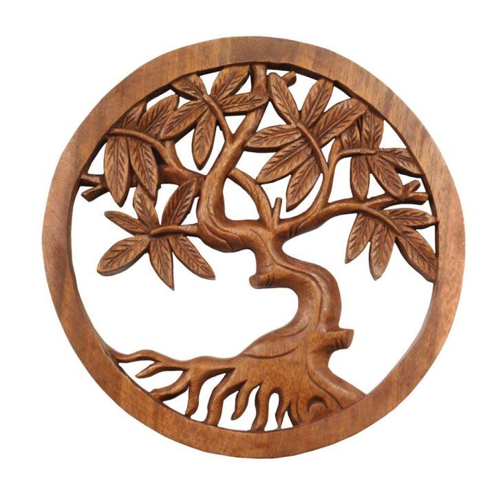 Medium Size of Wandbild Wanddeko Mandala Relief Lebensbaum Baum Symbol Mythologie Sofa Mit Holzfüßen Bad Unterschrank Holz Regal Naturholz Massivholz Massivholzküche Wohnzimmer Wanddeko Holz