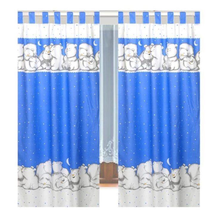 Medium Size of Kinderzimmer Vorhang 155x95cm 2 Stck D53 Real Bad Sofa Regal Wohnzimmer Küche Weiß Regale Kinderzimmer Kinderzimmer Vorhang