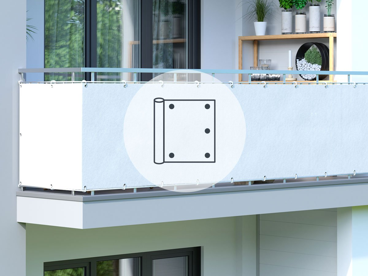 Full Size of Balkon Sichtschutz Bambus Ikea Anbringen Fenster Für Garten Holz Sichtschutzfolie Einseitig Durchsichtig Betten Bei Miniküche Wpc Modulküche Sofa Mit Wohnzimmer Balkon Sichtschutz Bambus Ikea