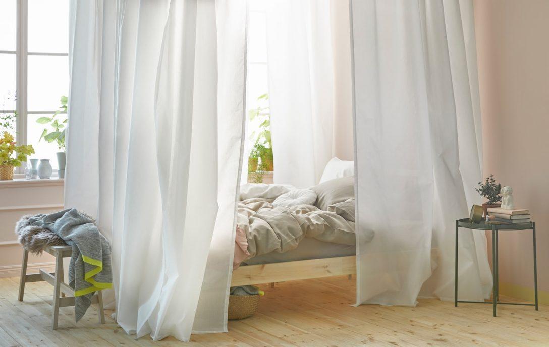Large Size of Gardinen Im Schlafzimmer Mit Vigda Leicht Gemacht Ikea Deutschland Modulküche Betten Bei Wohnzimmer Vorhänge Küche 160x200 Sofa Schlaffunktion Kaufen Kosten Wohnzimmer Vorhänge Ikea