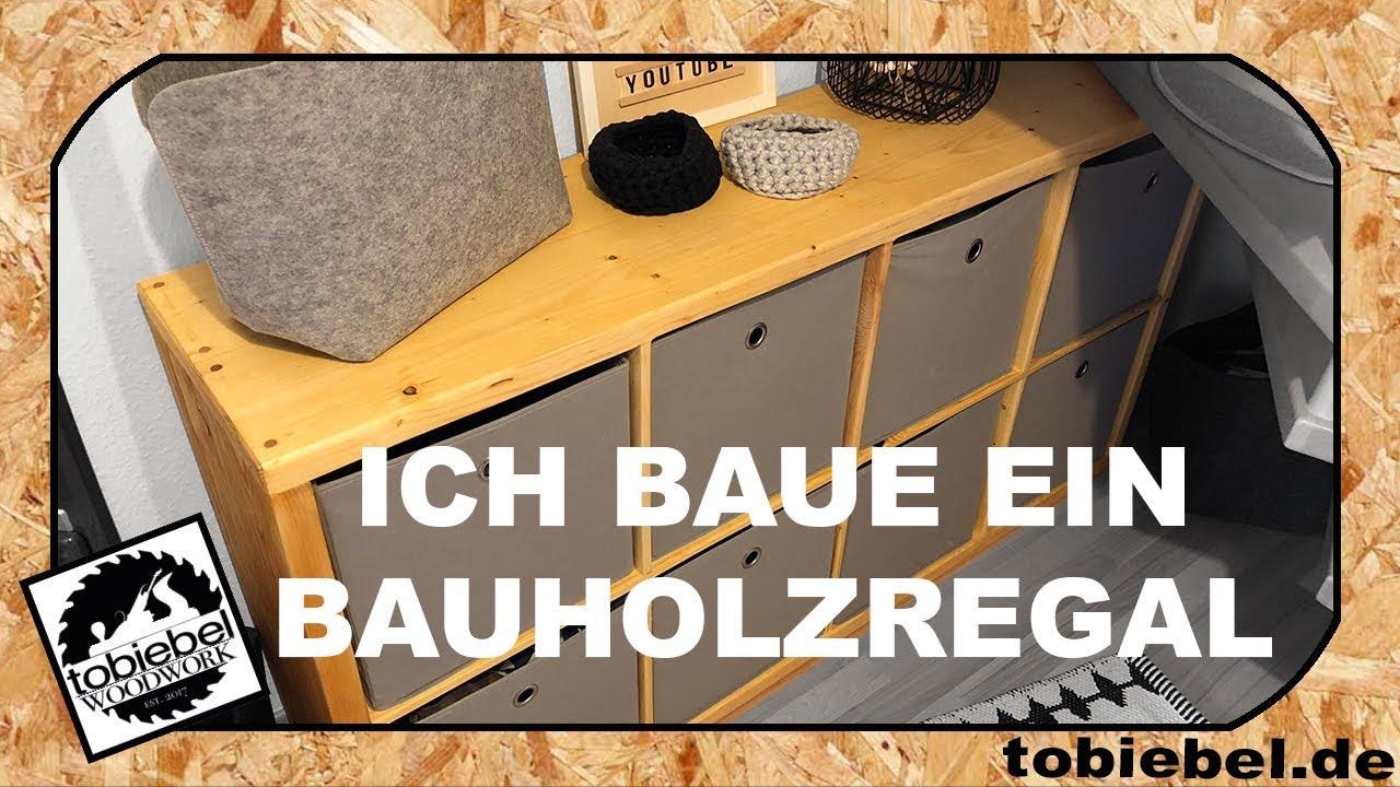 Full Size of Regal Selber Bauen Ikea Expedit Kallaregal Bauenich Baue Ein Bauholzregal Gastro Holzregal Badezimmer Dvd Regale Kopfteil Bett Nussbaum Kinderzimmer Weiß Wohnzimmer Regal Selber Bauen