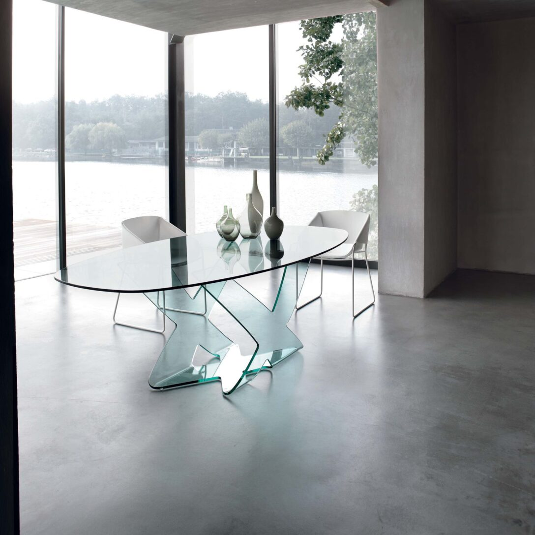 Large Size of Esstisch Glas Oval Rund 100 Cm Gebraucht Aus Ikea 80 Mit Schwarzem Gestell Schwarz Design Holz Glasplatte Ausziehbar Metall Moderner Ghost Tonin Casa Rustikal Esstische Esstisch Glas