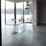 Esstisch Glas Oval Rund 100 Cm Gebraucht Aus Ikea 80 Mit Schwarzem Gestell Schwarz Design Holz Glasplatte Ausziehbar Metall Moderner Ghost Tonin Casa Rustikal Esstische Esstisch Glas