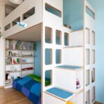 Kinderzimmer Hochbett Kinderzimmer Kinderzimmer Regal Regale Weiß Sofa