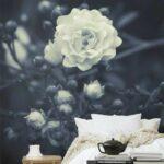 Wanddeko Ideen Wohnzimmer Wanddeko Ideen Mit Floralen Motiven Küche Bad Renovieren Wohnzimmer Tapeten