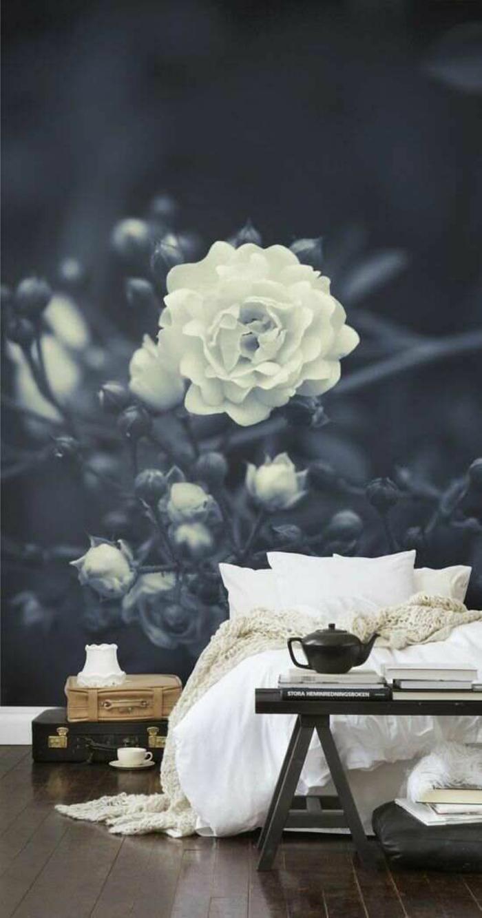 Full Size of Wanddeko Ideen Mit Floralen Motiven Küche Bad Renovieren Wohnzimmer Tapeten Wohnzimmer Wanddeko Ideen