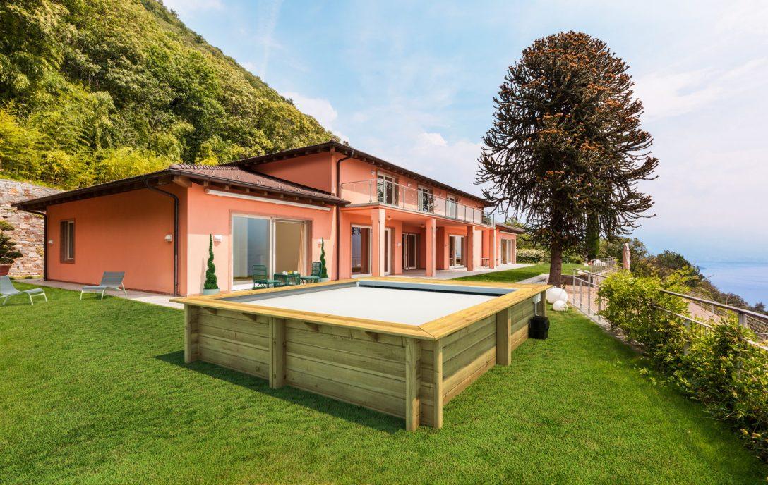 Large Size of Gartenpool Rechteckig 3m Holz Mit Sandfilteranlage Kaufen Intex Test Garten Pool Pumpe Obi 3007 Wohnzimmer Gartenpool Rechteckig